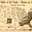 Suffrage Victory Map