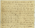 Legislative Petitions, Prince William Co., n.d. [Received  June 7, 1781], Record Group 78, Library of Virginia, Richmond, Virginia., LVA