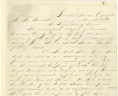 Petition on behalf of John Tyler Janes, dated March 4, 1861, received by the House of Delegates on March 8, 1861, Harrison County, Legislative Petitions, Record Group 78, Library of Virginia.,