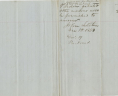 William Breedlove, Pardon Papers, 19 December, 1863, John Letcher Executive Papers, Record Group 3, Accession 36787. Library of Virginia, Richmond, Virginia., LVA