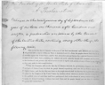 Photograph copy of President Abraham Lincoln's draft of the final Emancipation Proclamation, January 1, 1863. Original destroyed in the Chicago fire of 1871.