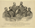 The first colored senator and representatives - in the 41st and 42nd Congress of the United States, New York: Published by Currier & Ives, 1872, LC-DIG-ppmsca-17564, Prints and Photographs Division, Library of Congress Washington, D.C., LOC