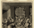 Attributed to Philip Dawe. A Society of Patriotic Ladies, at Edenton in North Carolina. Mezzotint. London, March 25, 1775. British Cartoon Prints Collection. Prints and Photographs Division. LC-USZC4-4617, Library of Congress, Prints and Photographs Online Catalog, Washington, D.C., LOC