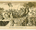 Political Cartoon for the year 1775. May 1, 1775. British Cartoon Prints Collection. LC-USZC4-5292, Prints and Photographs Online Catalog, Library of Congress, Washington, D.C., LOC