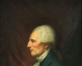Fletcher, Anne, Richard Henry Lee (1732–1794). Oil painting on canvas, 30 x 25 in., Original by Charles Willson Peale. Virginia State Artwork Collection, Acquired 1927., LVA