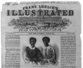 Visit to Dred Scott—his family—incidents of his life—decision of the Supreme Court, June 27, 1857. Frank Leslie's Illustrated Newspaper, front page. Prints and Photographs Division, Library of Congress, Washington, D.C., LVA