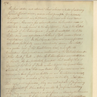 Letter, William H. Cabell to Speaker of the House of Delegates. January 28, 1808. Manuscript. RG 3, Governor's Office, Executive Letter Books, William H. Cabell, July 8, 1807–March 9, 1808. Library of Virginia, Richmond, Virginia.
