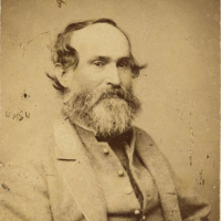 Jubal Anderson Early (1816–1894). Photograph in Special Collections, Library of Virginia.