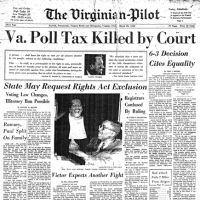 <em>Virginian-Pilot</em> (Norfolk) 25 March 1966.