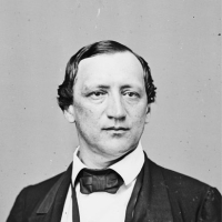 John Snyder Carlile (1817–1878). Photograph courtesy of Library of Congress.