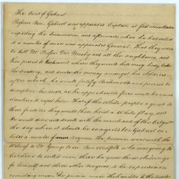 Virginia, Governor (1799�1802: Monroe), Executive Papers of Governor James Monroe, 1799-1802, Accession 40936, Letters Received, Record Group 3, State Government Records Collection, Library of Virginia, Richmond, Virginia.