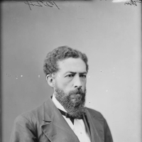 Prof. John Langston, Howard University, LC-DIG-cwpbh-00690, Prints and Photographs Division, Library of Congress Washington, D.C.: http://hdl.loc.gov/loc.pnp/cwpbh.00690