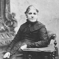 Lucy Goode Brooks (1818–1900). Image courtesy of the Friends Association for Children.