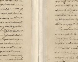 Fifth Virginia Revolutionary Convention Called for Independence, May 15, 1776