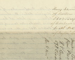 Preston County Election Return, October 24, 1861