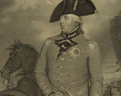 King George III, Engraving