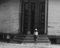 Pamunkey Schoolhouse, Photograph, May 31, 1937