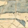 [Map of Richmond's water front from the Penitentiary on Spring St. to Rockett's with a large portion of Manchester...