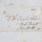 Custis-Lee-Mason Family Papers Digital Collection icon