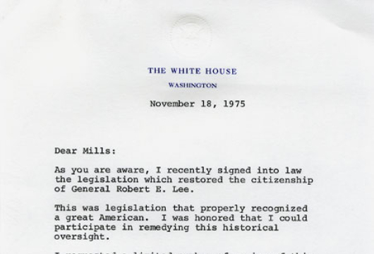 Virginia, Governor (1974–1978: Godwin), Executive Papers, 1974–1978, Accession  29660, State Government Records Collection, Library of Virginia, Richmond, Virginia.