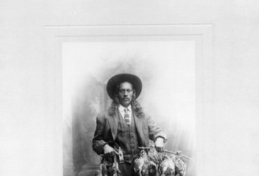 Chief George M. Cook, Photograph Collection, Special Collections, Library of Virginia, Richmond, Virginia.