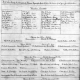 Robert E. Lee Camp Confederate Soldiers' Home Applications for Admission icon