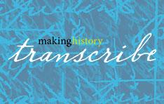 Making History Transcribe