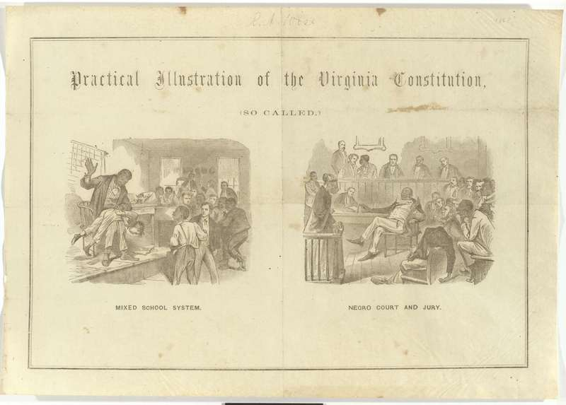Practical Illustration of the Virginia Constitution (So-Called)
