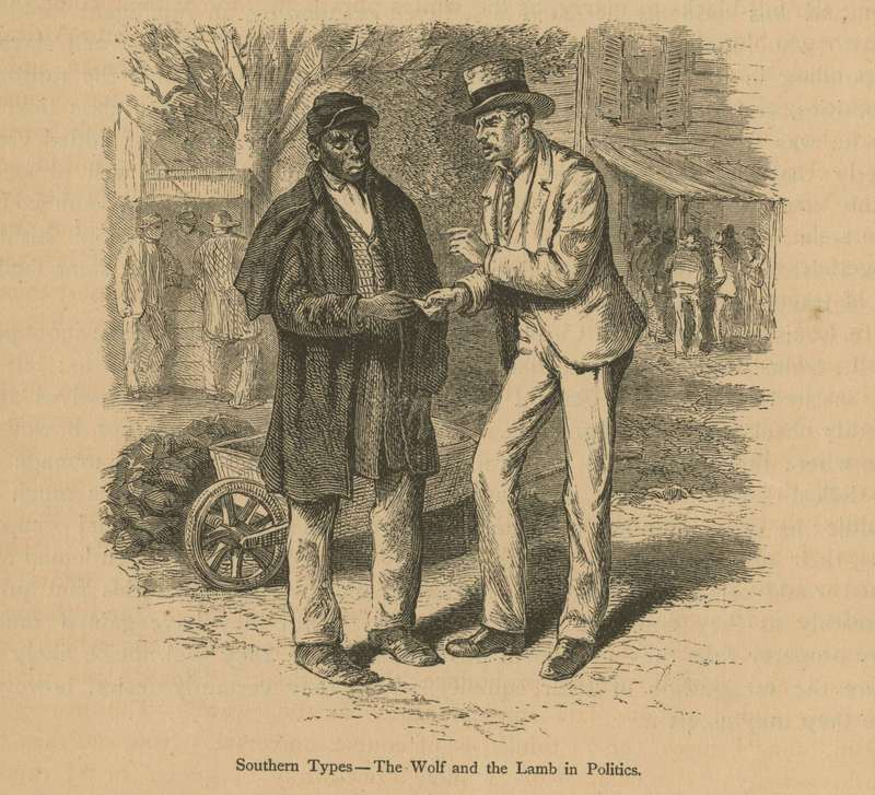 Southern Types-The Wolf and the Lamb in Politics