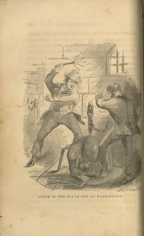 Scene in the Slave Pen at Washington