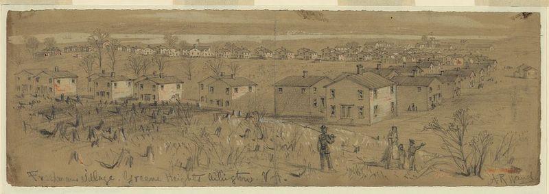 Freedman's Village-Greene Heights Arlington Va.