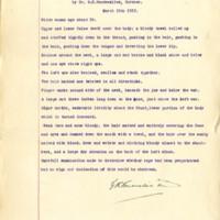 Examination of Mrs. Ida V. Belote