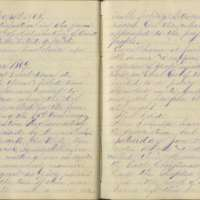 Jacob E. Yoder's Diaries, entries for December 28, 1868-January 2, 1869