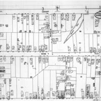 Sanborn Fire Insurance Map of Hampton, Virginia, Sheet 5 (enlargement), July 1910, 324 Wine Street, home of Virginia Christian