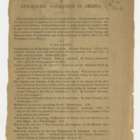 A Catalogue of Anti-Slavery publications in America (title page)