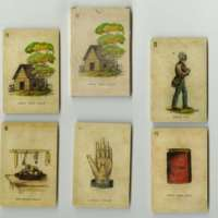 Uncle Tom's Cabin Playing Cards
