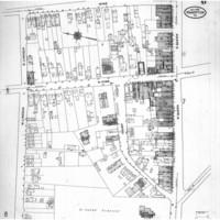 Sanborn Fire Insurance Map of Hampton, Virginia, Sheet 6, July 1910