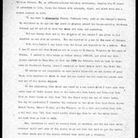 William I. Johnson, Jr., WPA/VWP Life History