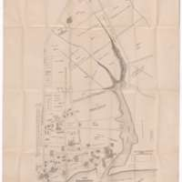 Plan of Buildings, Grounds, and Farm, Hampton Normal and Agricultural Institute