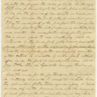 Article of Agreement between Catharine T. Cate and B. L. Johns
