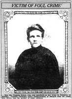 Photograph of Mrs. Ida V. Belote